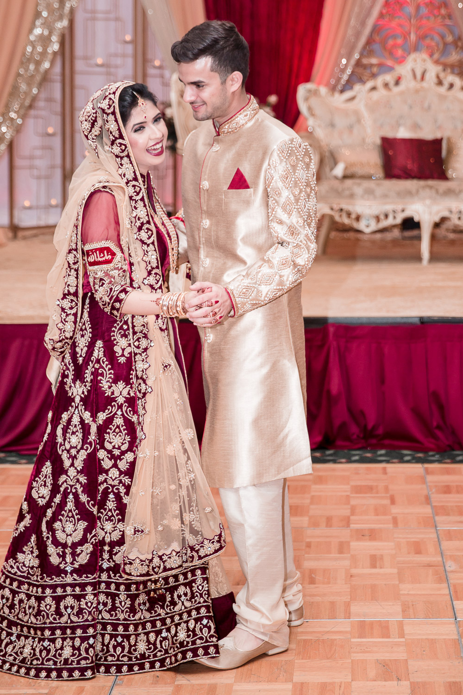 Maliha & Fuad Pakistani Wedding | Orlando Eye | Florida Hotel