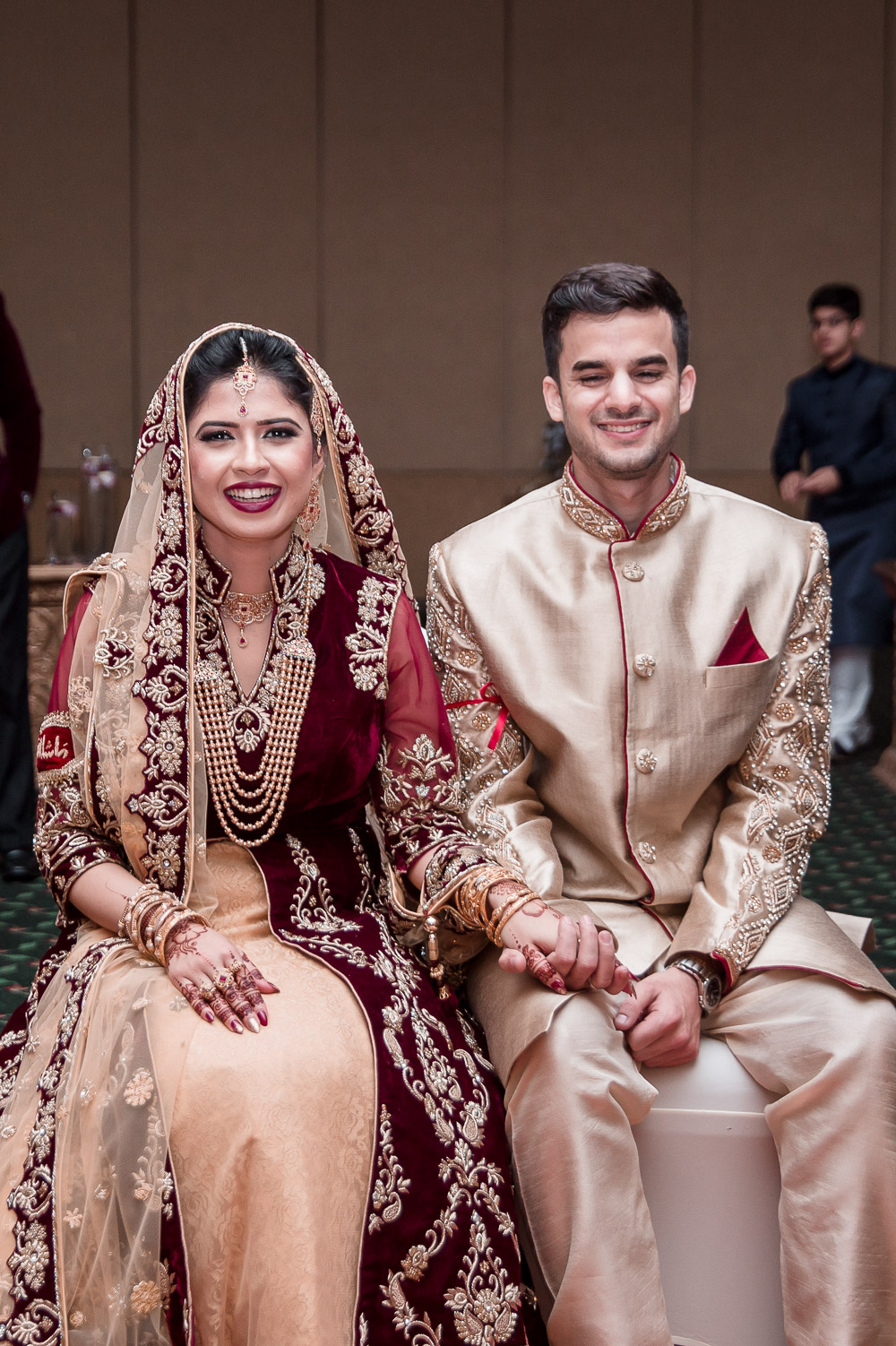 traditional pakistani wedding photos
