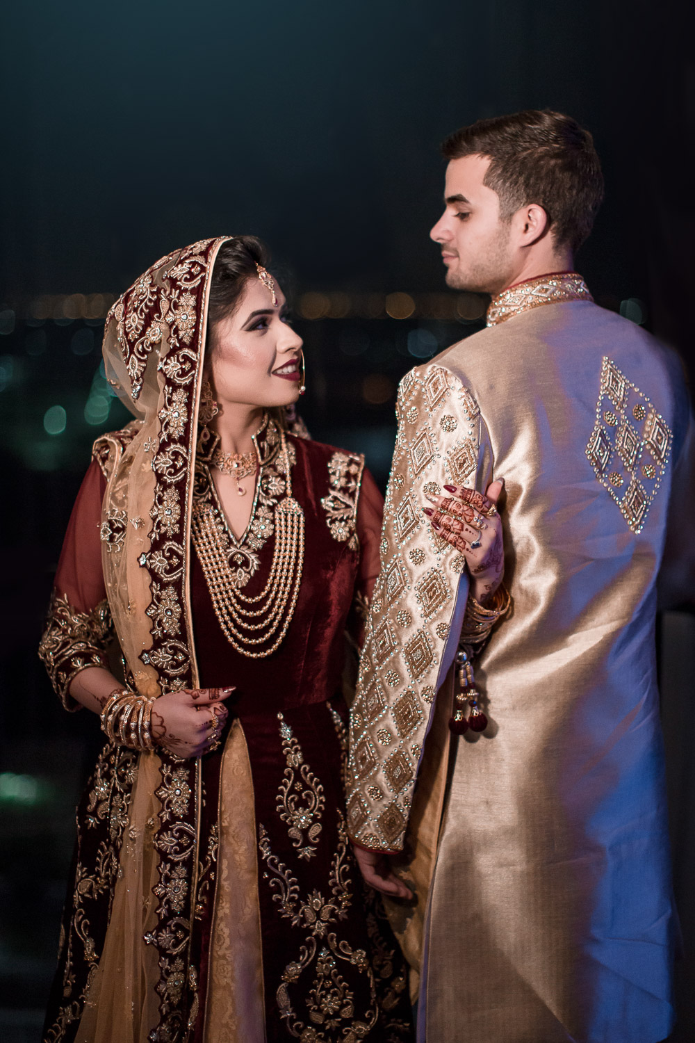 orlando eye wedding photos pakistani