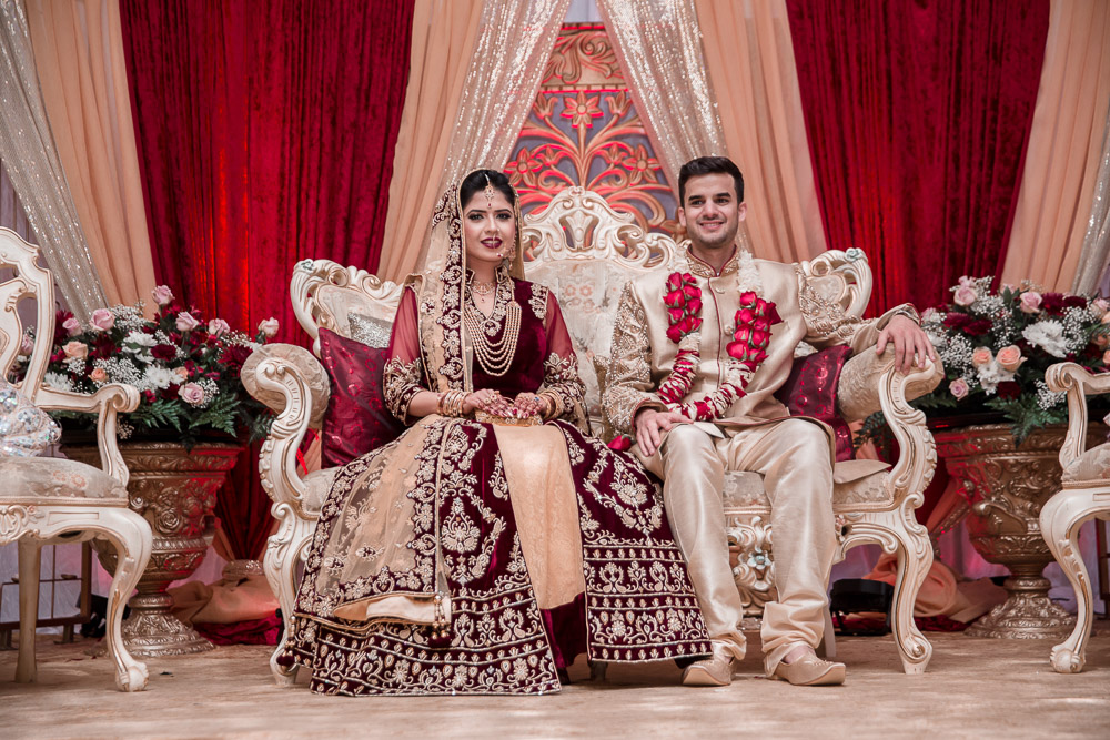 traditional pakistani wedding photography