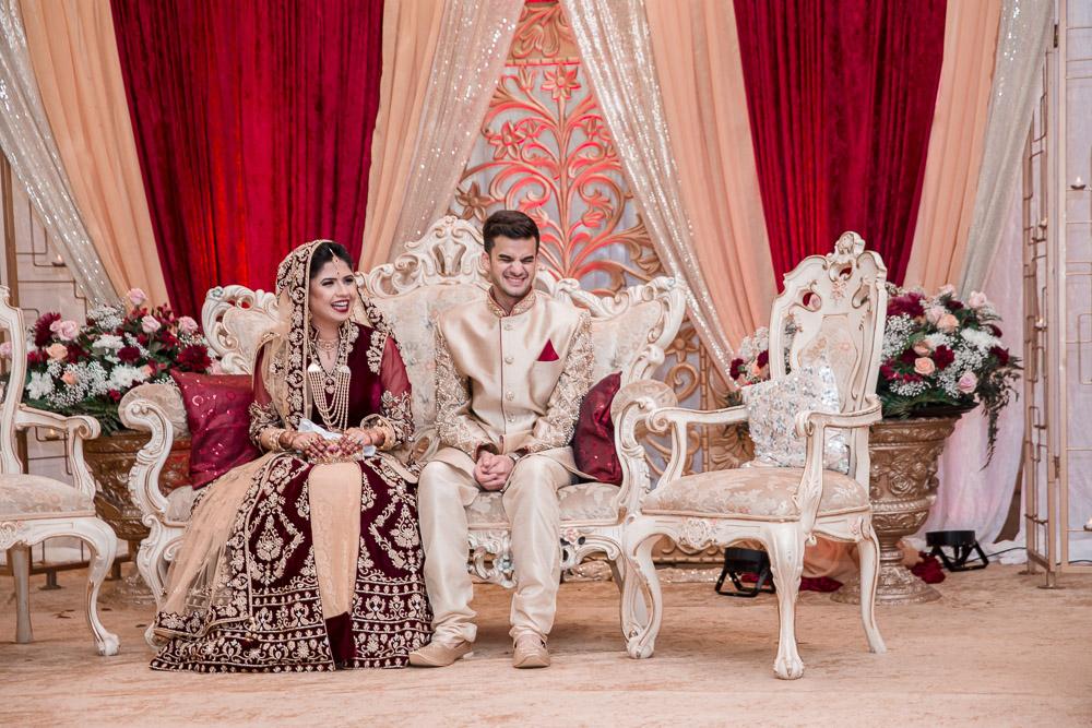 pakistani wedding style