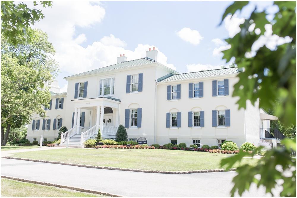 historic oakland manor
