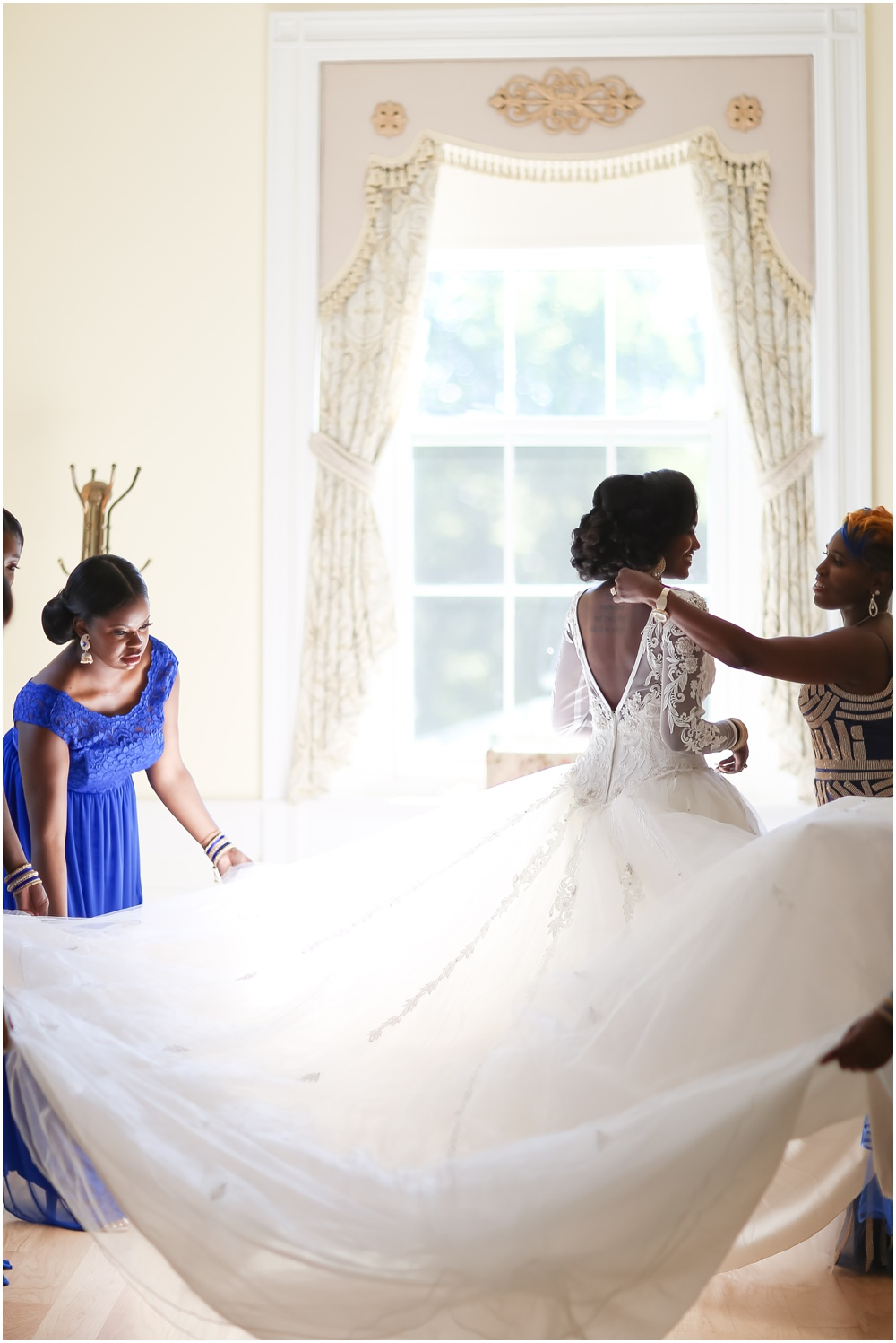 historic oakland manor wedding columbia