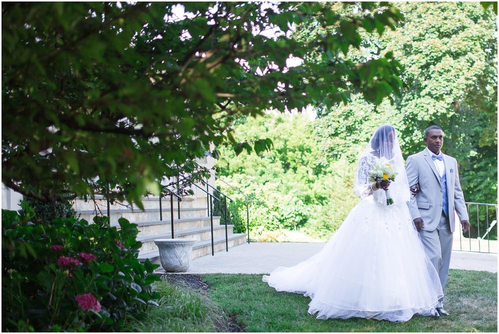 african ameirican trinidad wedding