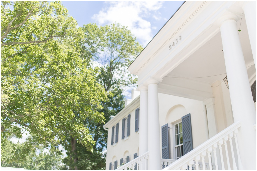Historic Oakland Manor Columbia