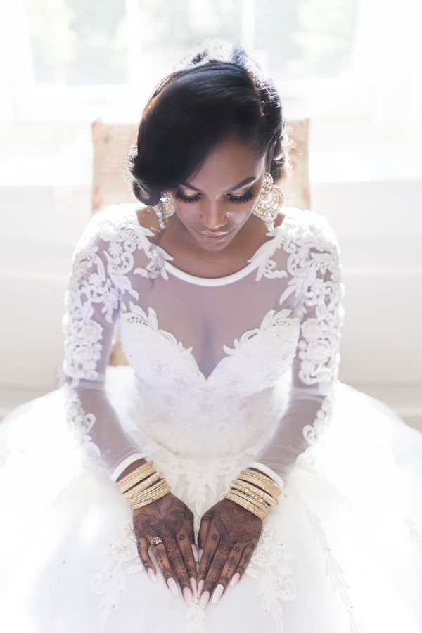Featured on MunaLuchi Bride