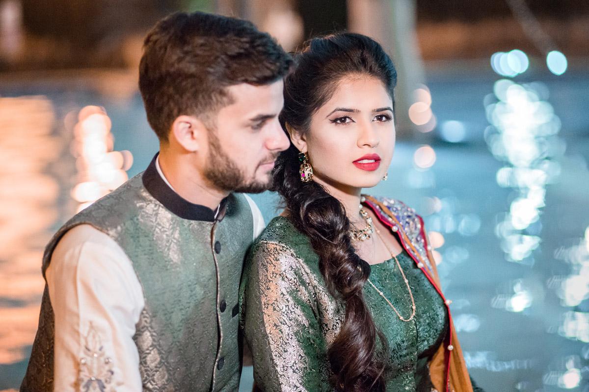 Maliha & Fuad | Mehndi
