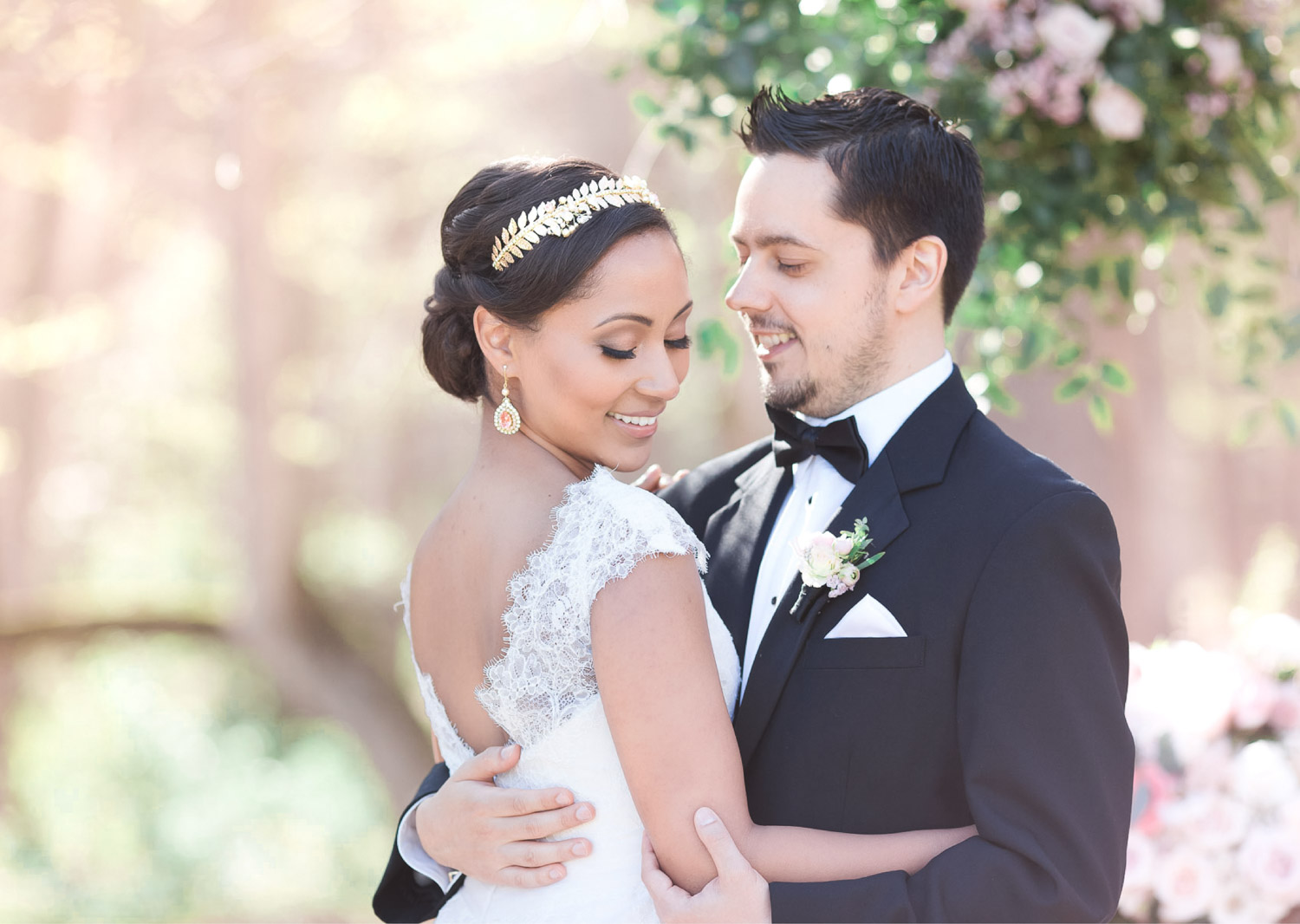 Making Bride & Groom Portraits a Priority on Your Wedding Day