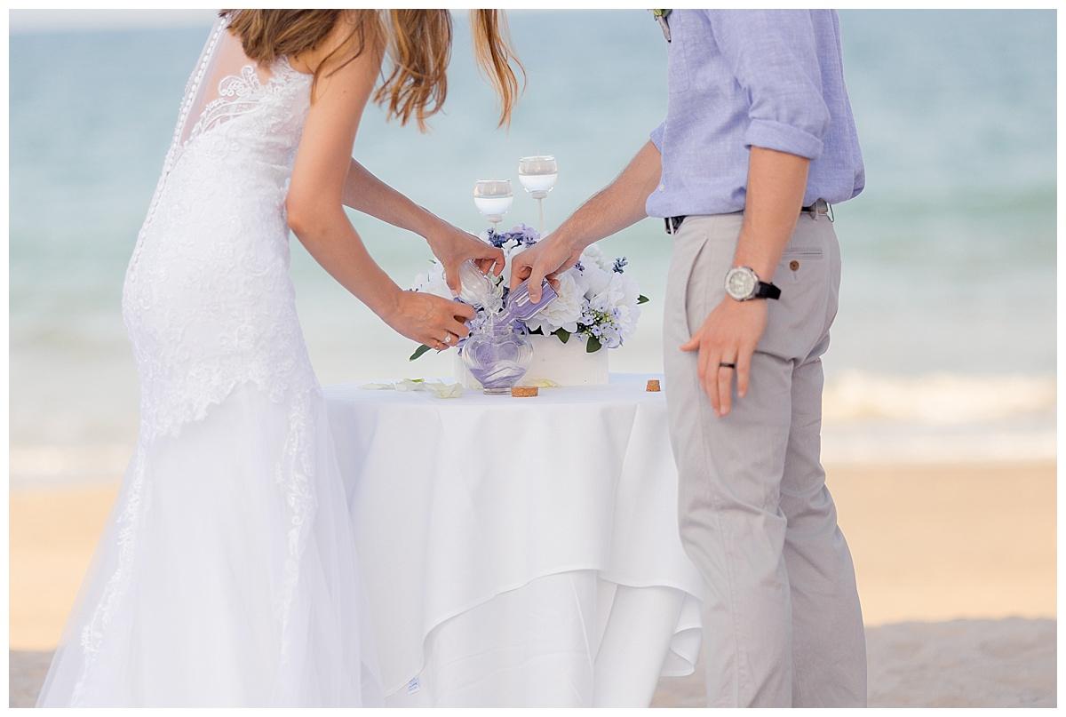 wedding ceremony vero beach