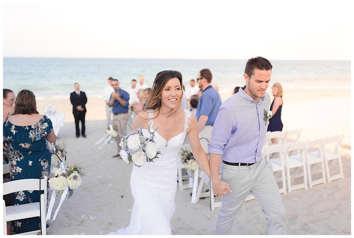 wedding at Costa D'Este resort