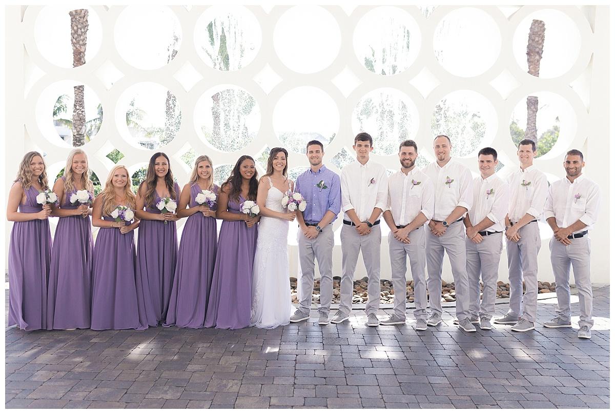 wedding at costa d'esta resort and spa