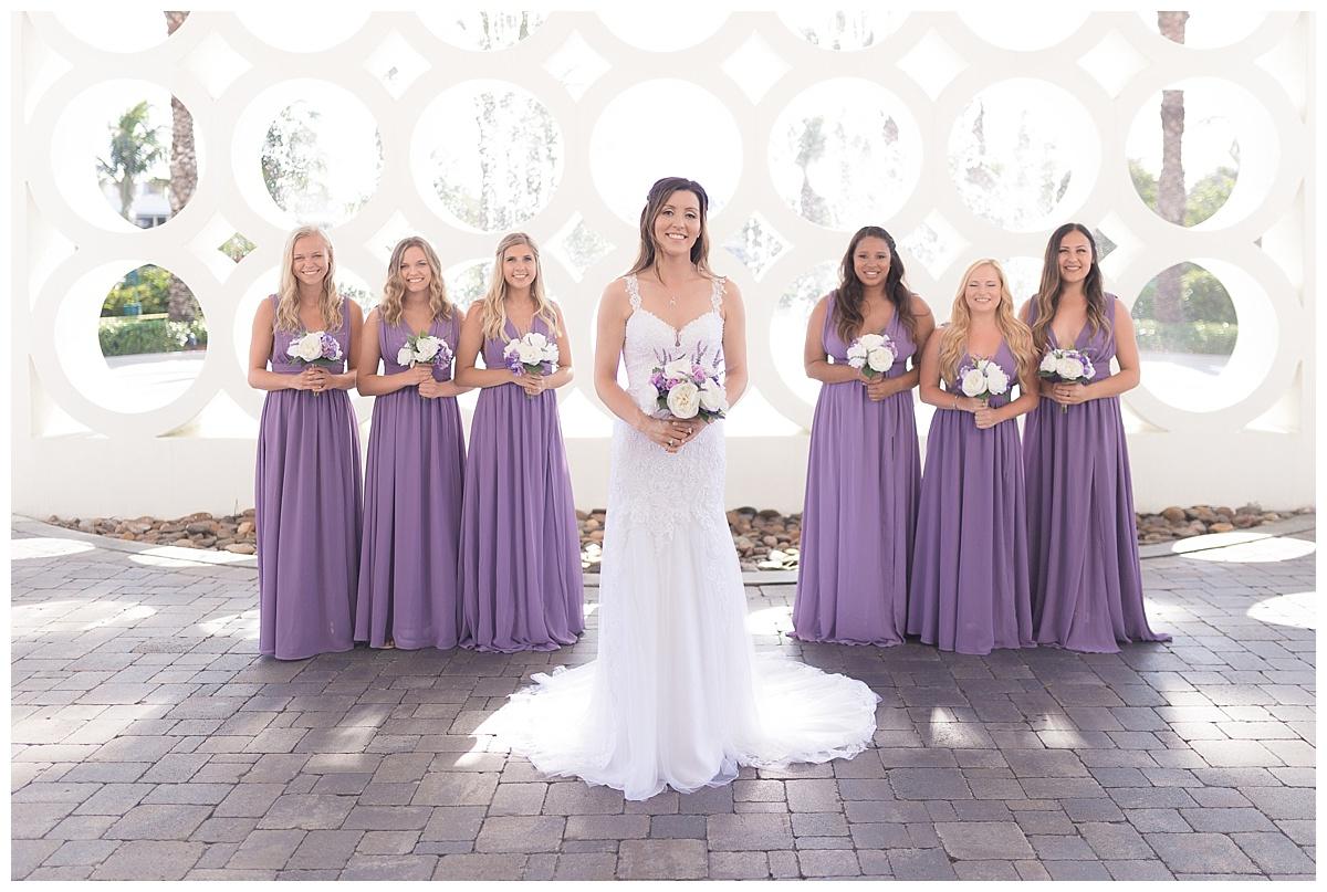 vero beach bridesmaids dresses