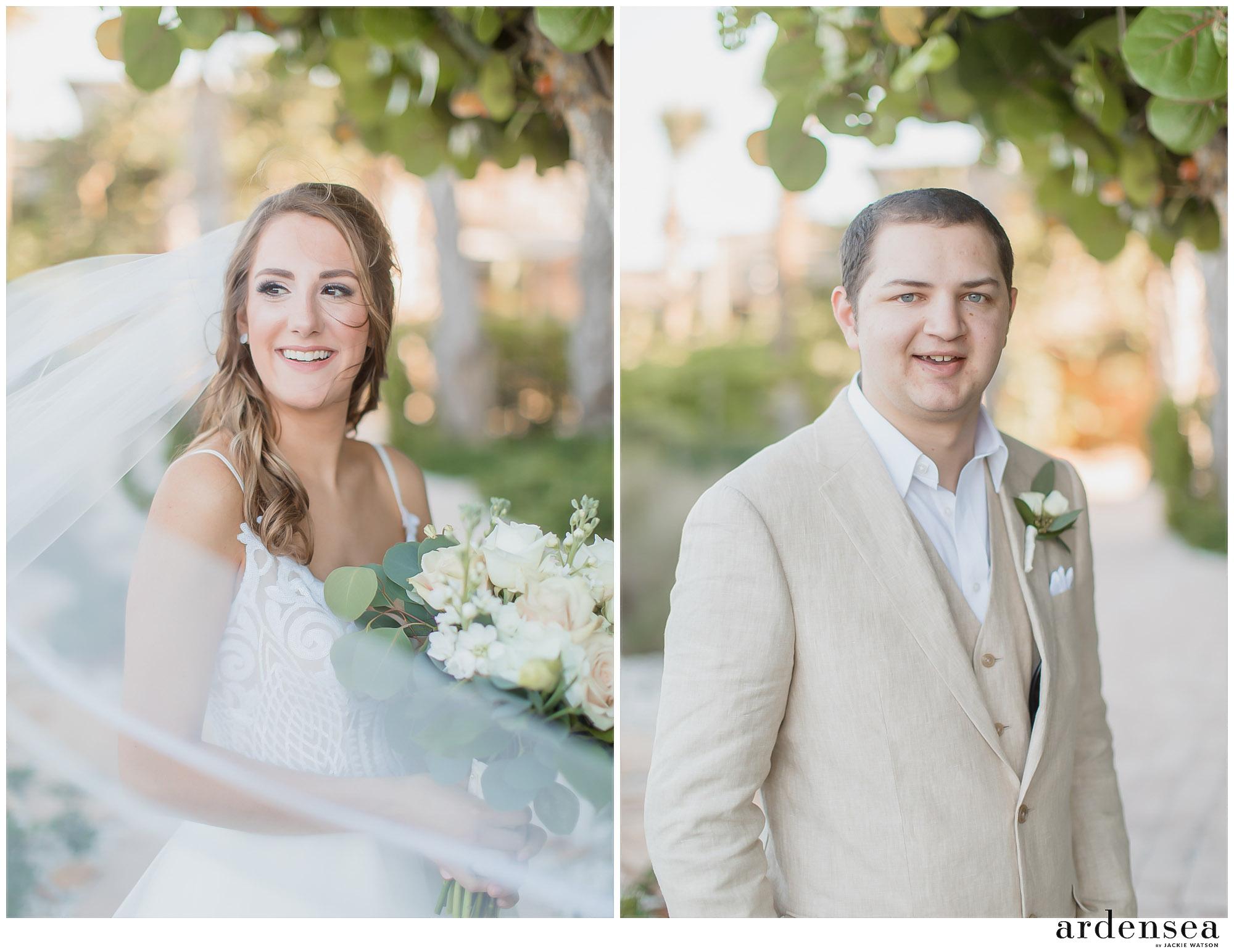 costa d'este wedding photos