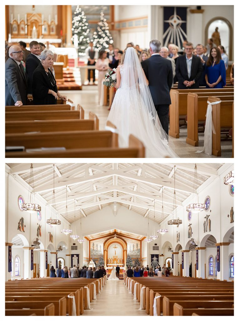 st helen's catholic church wedding vero beach