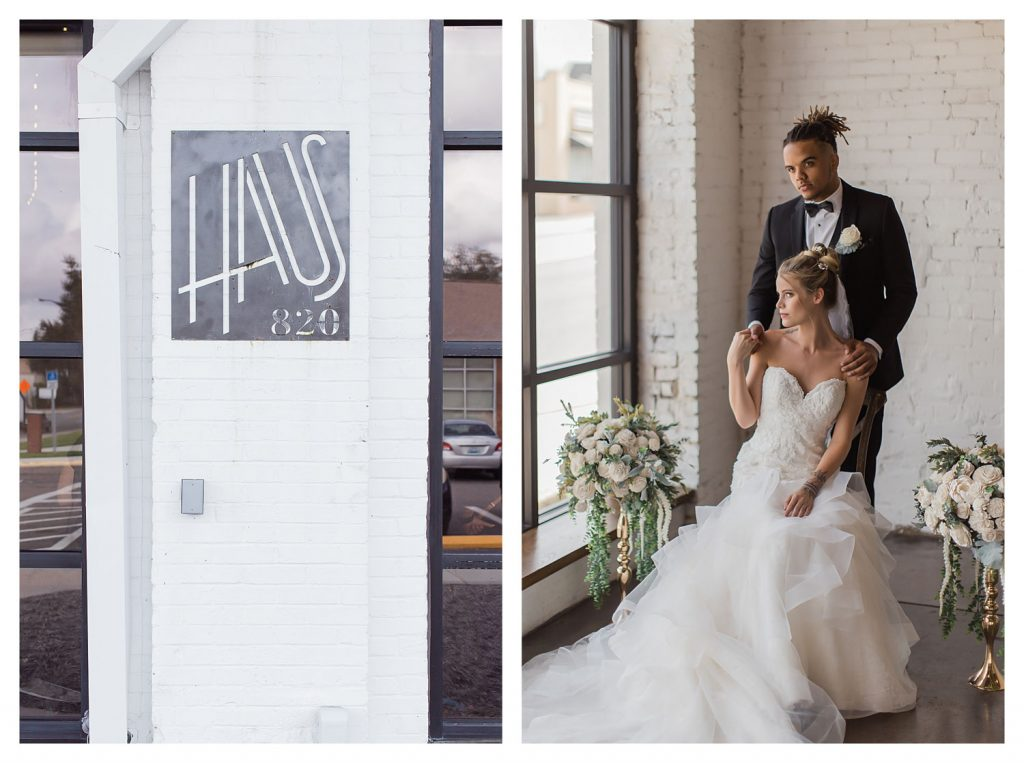 Haus 820 wedding venue
