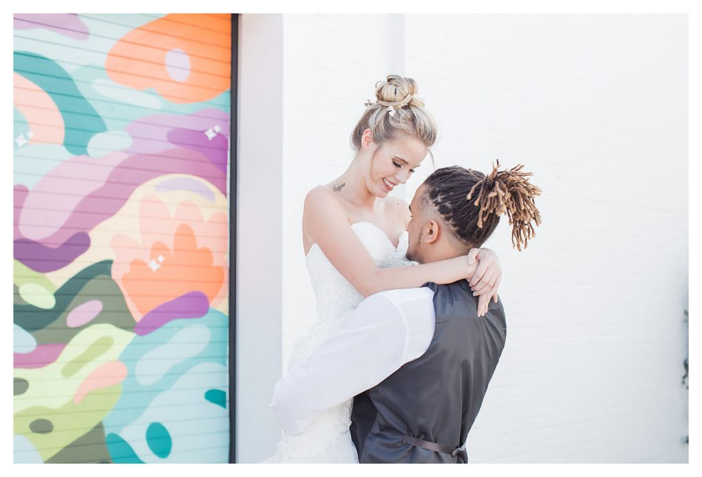 interracial couple wedding photographer