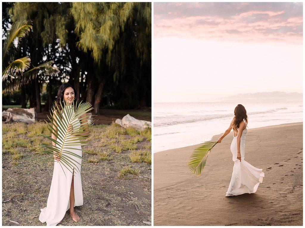 kauai bridal portraits