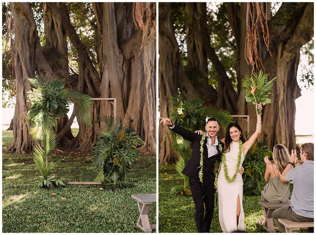 kauai wedding photographer waimea plantation