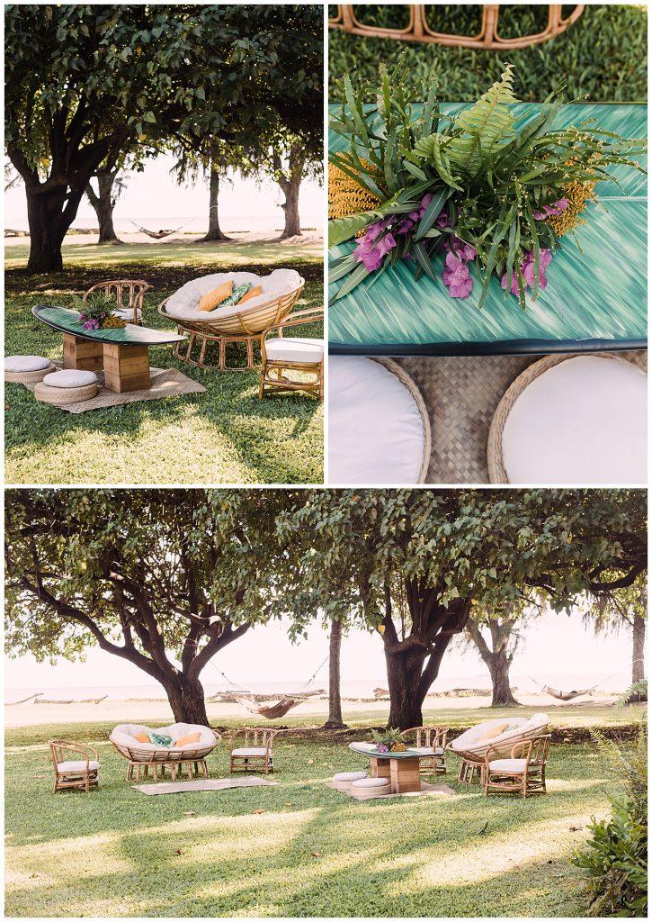 waimea plantation cottages wedding venue