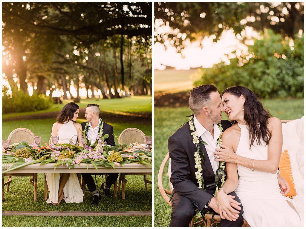 waimea plantation wedding
