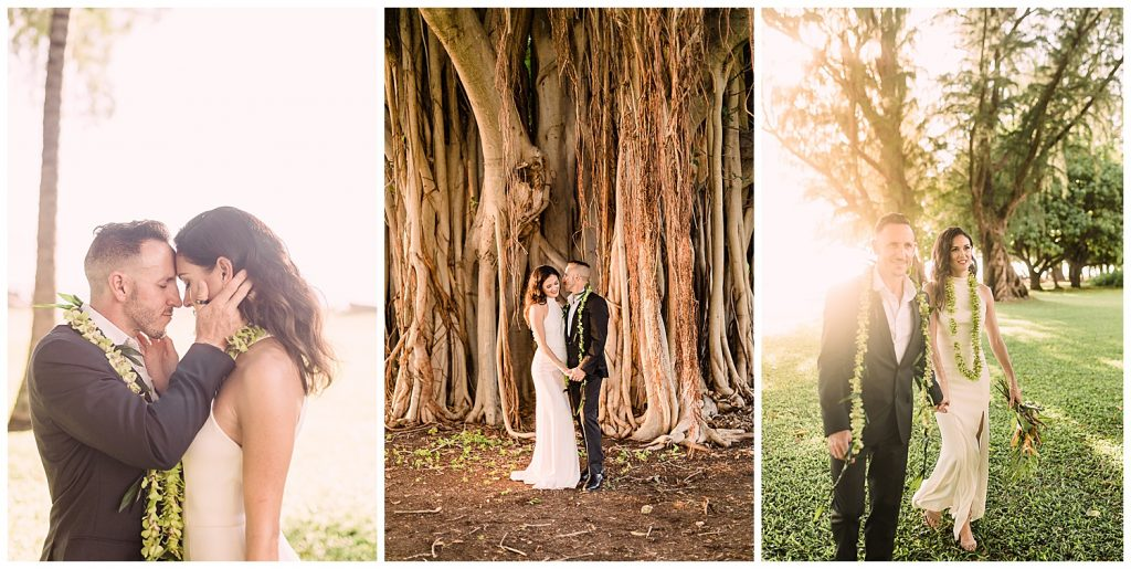 waimea hawaii elopement photographer