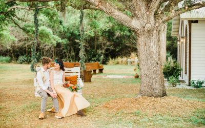 Boho Inspired Wedding