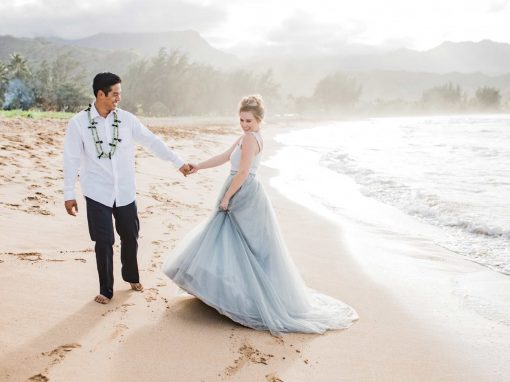 Kauai Mountain Elopement