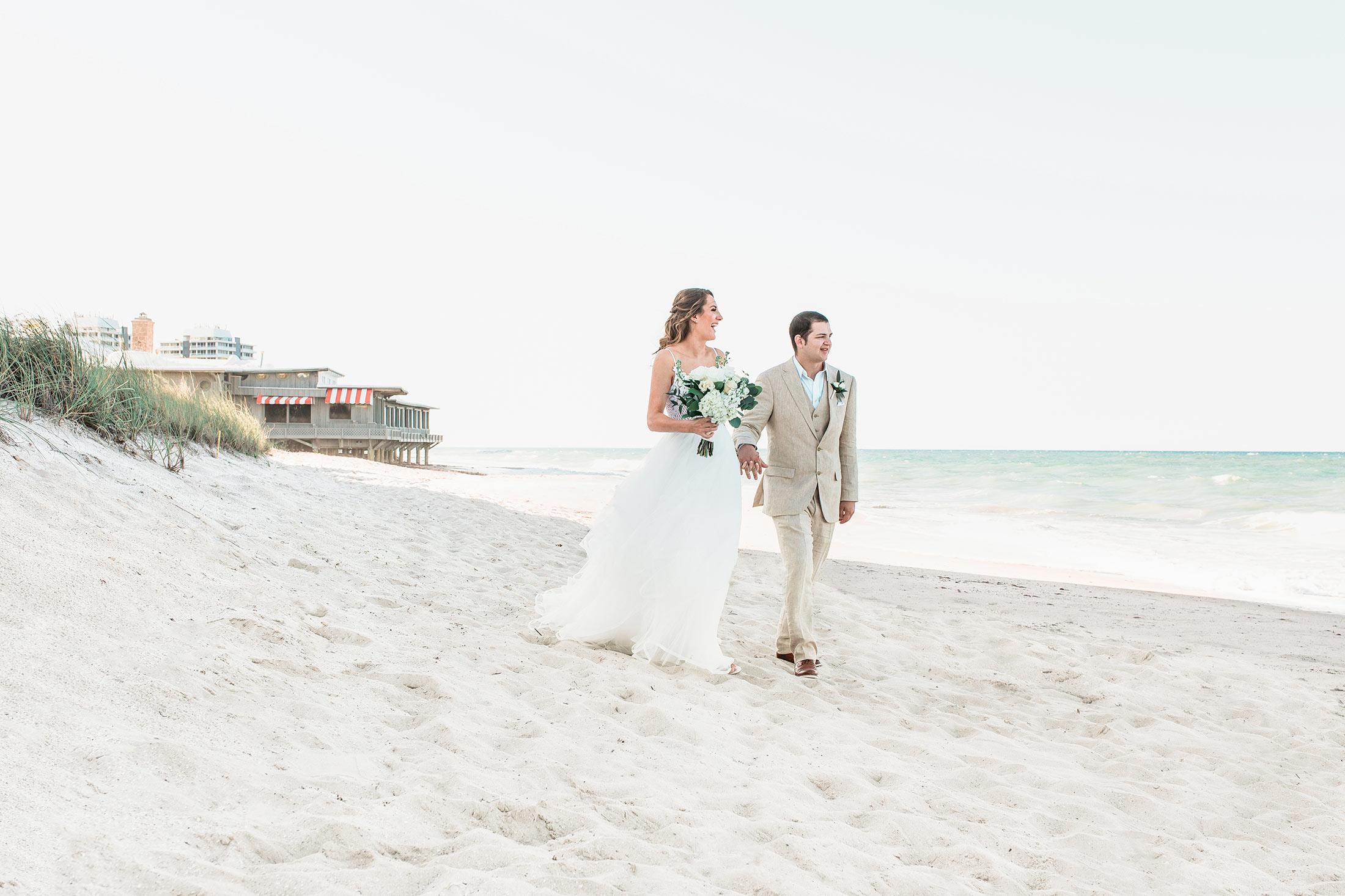 florida beach wedding tips