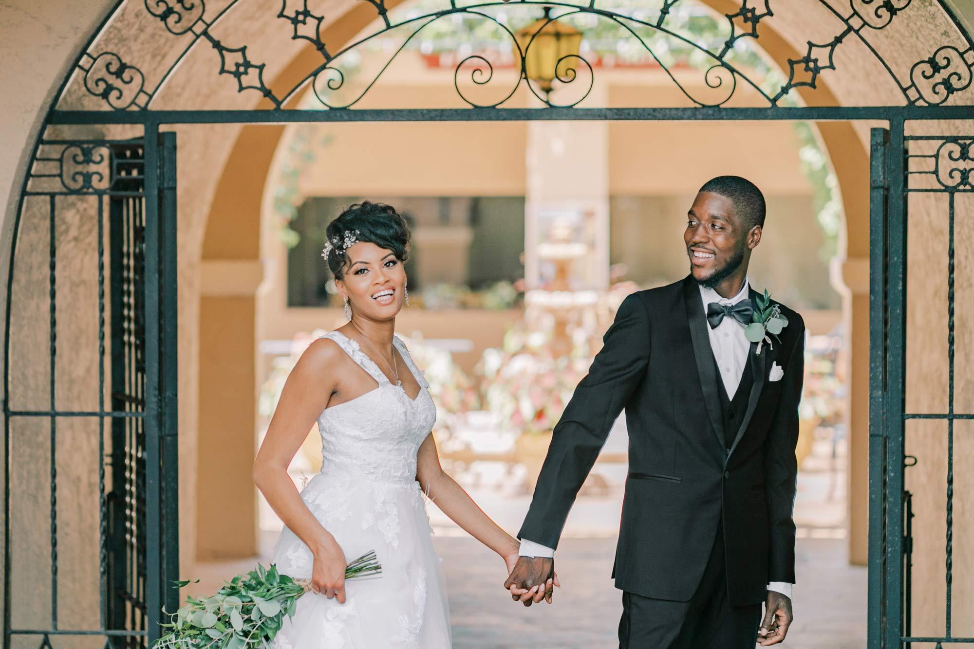 Tuscany Inspired Orlando Wedding