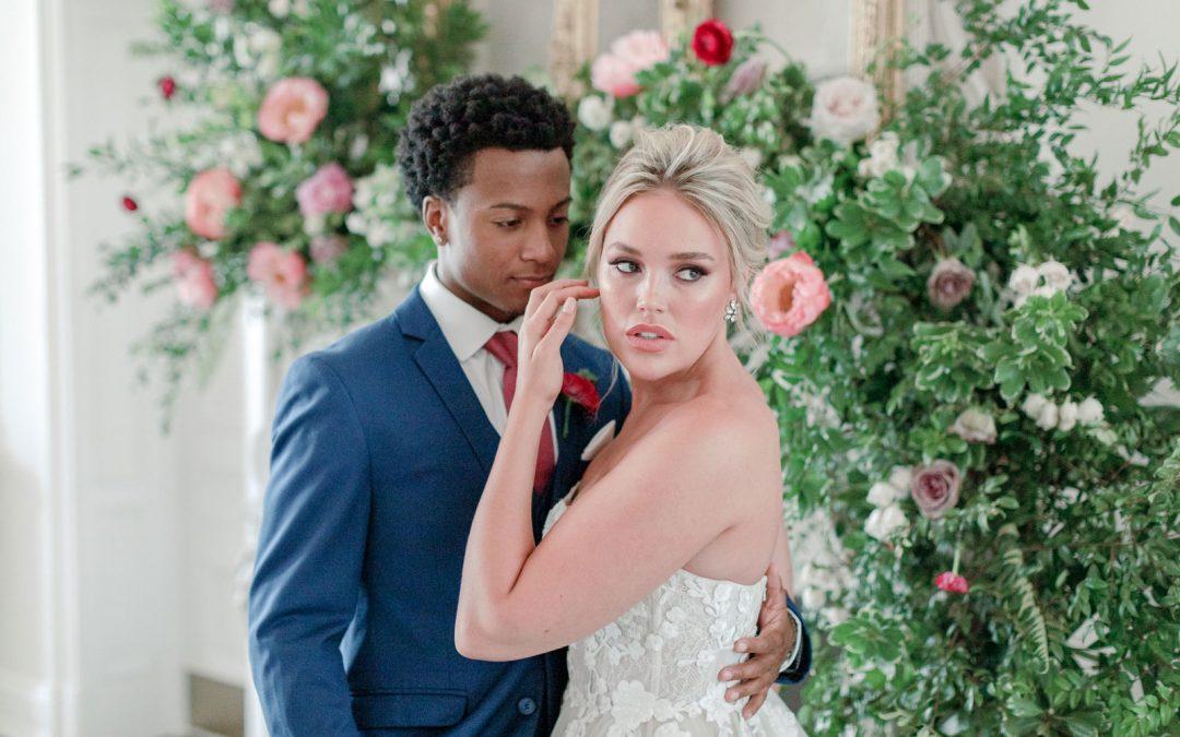 Luxe New Jersey Wedding