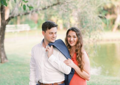 Rustic Farm Engagement Session in Vero Beach
