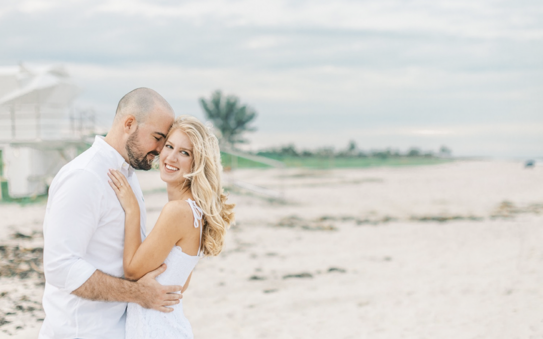 South Beach Engagement Session