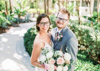 Intimate Beach Resort Micro-wedding