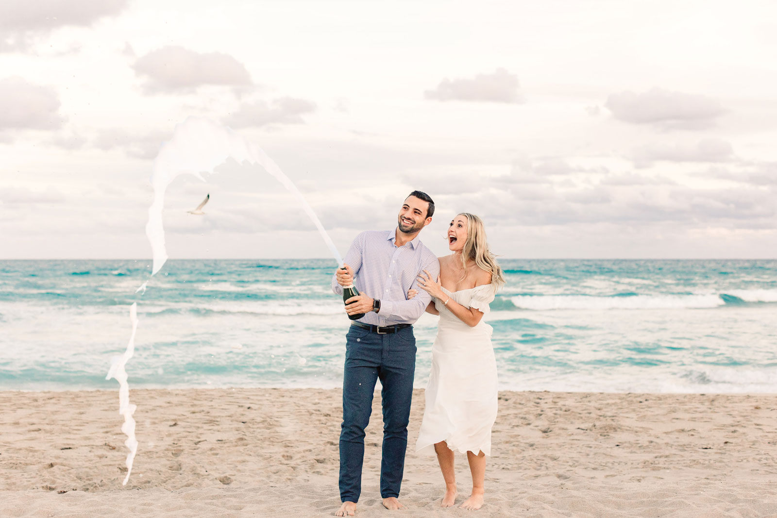 palm beach worth ave engagement photographer