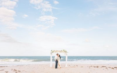 South Beach Elopement