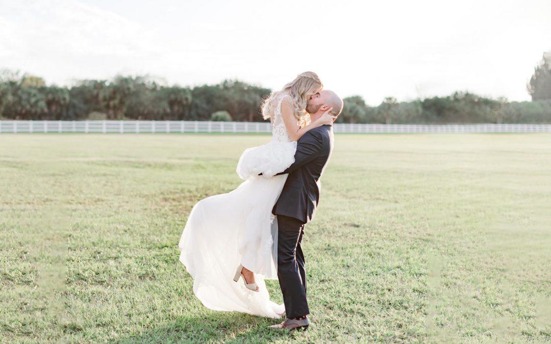 Southern Romantic Farm Wedding