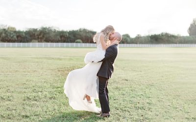 Southern Romantic Farm Wedding